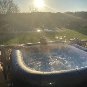 The Magnum Hot Tub is calling...